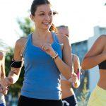 Motivation zum Joggen: Laufen in der Gruppe macht Spaß
